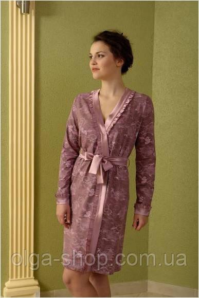 Домашний халат Shato - 424 (женская одежда для сна beba171d16c77