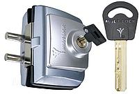 Замок Glass Door Lock GDL–100S (для одинарных дверей) Mul-t-lock
