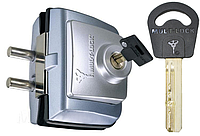 Замок Glass Door Lock GDL–100D/S Mul-t-lock