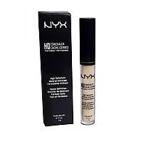 Жидкий корректор для лица NYX HD Concealer Cache-Cernes (Никс)