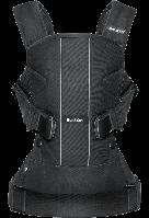 Эргономичный Рюкзак-кенгуру BabyBjorn ONE, черный