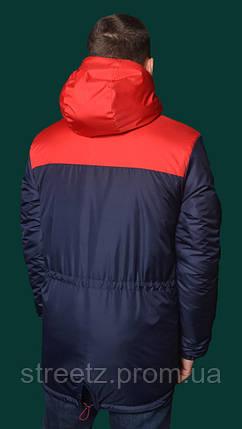 Парка зимняя Stussy Winter Parka Jacket, фото 2