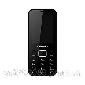 Мобильный телефон Bravis F241 Blade black