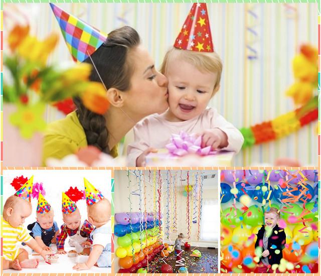 1 годик - первый День Рождения