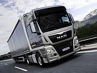 Ремонт карданного вала грузовика MAN