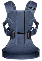 Рюкзак-кенгуру BABYBJORN ONE Air, синий