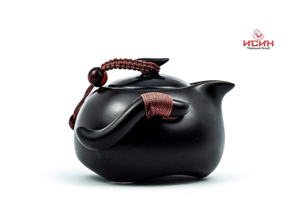 Чайник, фарфор R1, 210мл