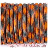 Паракорд 550 huntin 150 orange
