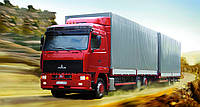 Ремонт карданного вала грузовика МАЗ
