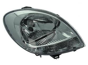 Фара головного світла передня на Renault Kangoo 2003->2008 R (права) — Depo (Тайвань) 551-1145R-LDEMC