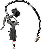 Пневматический пистолет с манометром Yato YT-23701