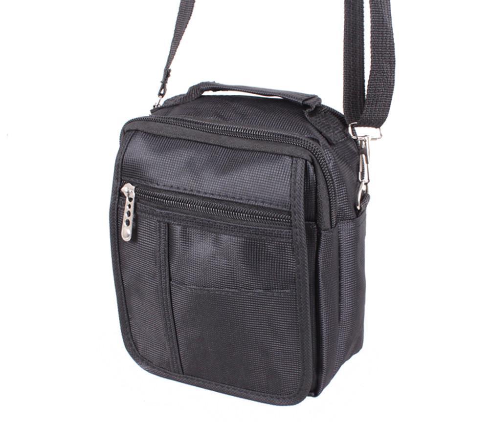Мужская текстильная сумка 303680 черная