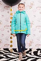 """Демисезонная куртка для девочки """"Джессика 1"""""""