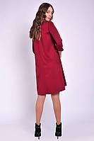 Повседневное романтическое женскео платье ассиметричной длины, фото 3