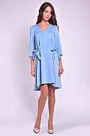 Платье женское асимметричное молодежное