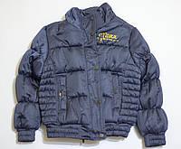 Детская демисезонная очень теплая куртка MEXX для девочки р.110/116