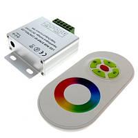 RGB-Контроллер 24А-RF-5 кнопок