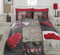 Комплект постельного белья Cotton box Ранфорс Floral Seri nina