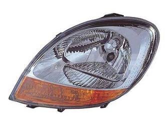 Фара головного світла передня на Renault Kangoo 2003->2008 L (ліва) — Depo (Тайвань) 551-1145L-LDEMY