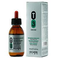 Укрепляющий лосьон от выпадения волос - Echosline Т3 Energy Treatment 125ml (Оригинал)