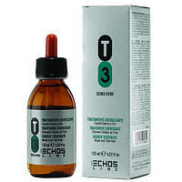 Зміцнюючий лосьйон проти випадіння волосся - Echosline Т3 Energy Treatment 125ml (Оригінал)