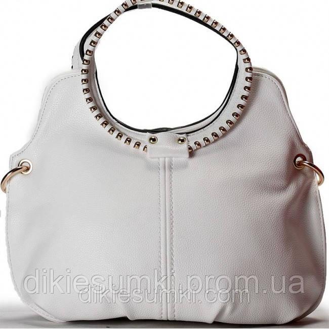 Женская сумка Giorgio Ferrilli белая