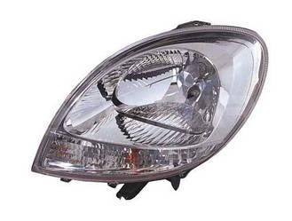 Фара головного світла передня на Renault Kangoo 2003->2008 L (ліва) — Depo (Тайвань) 551-1145L-LDEMC