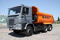 Ремонт карданного вала грузовика КРАЗ