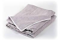 Одеяло со льном 200х220см летнее ХеппиЛен