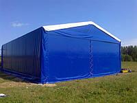 Быстровозводимые ангары и шатры