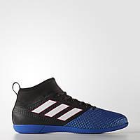Мужская футбольная обувь Adidas ACE 17.3 Primemesh IN BB1762 - 2017