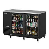 Барный холодильник витринного типа TBВ-3SG