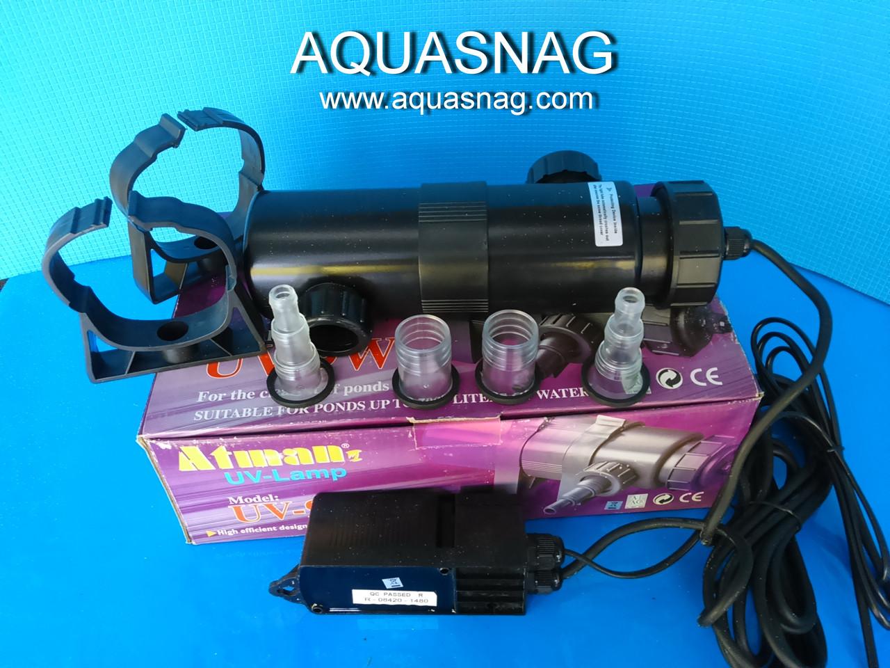 """Стерилизатор воды """"Atman"""" UV-9W"""