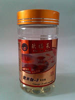 Кислота Омега-3 незаменима в борьбе со старением, нормализация обмена веществ 100 капсул