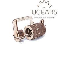 Механический 3D-пазл UGEARS - Кодовый замок
