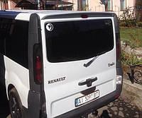 Спойлер на крышу (ляда) Renault Trafic