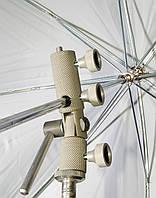 Головка кронштейн для крепления вспышки и зонта