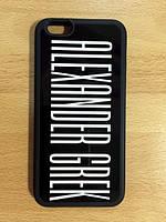 Чехол силиконовый для iPhone 6 (TPU) с любым изображением