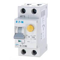 Дифавтомат EATON PFL6-25/1N/B/003