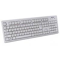 Клавиатура A4-tech KM-720-WHITE-US