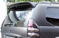 Спойлер на крышу (ляда) Toyota Land Cruiser Prado 120