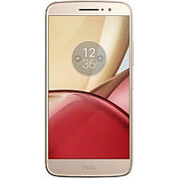 Мобильный телефон Motorola Moto M (XT1663) Gold (PA5D0057UA)