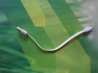 Шнур для Power Bank USB micro USB кабель плоский провод переходник 20 см