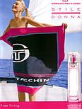 Sergio TACCHINI Stile Donna EDT 50 ml  туалетная вода женская (оригинал подлинник  Италия), фото 2