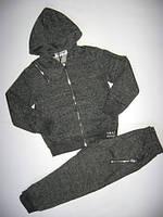 Утепленный спортивный костюм р.98-128 (арт.355)