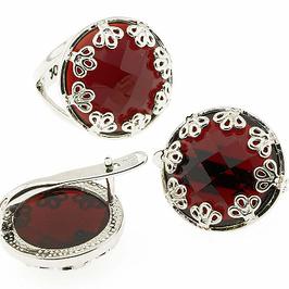 Комплекты ювелирной бижутерии с фианитами Ювелон, Xuping Jewelry