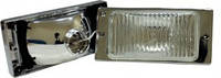 Фара противотуманная, LADA 2110, прозрачные, рамка хром, К-т 2шт. Lavita LA HY-174-2 LADA