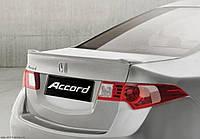 Спойлер на крышку багажника Honda Accord 2008-2012