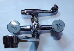 Смеситель в ванную Q tap  Mix Crm 140