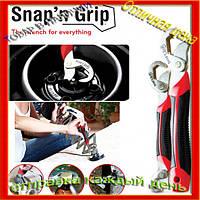 Универсальный гаечный чудо ключ SNAP-N-GRIP (СНАП-Н-ГРИП)